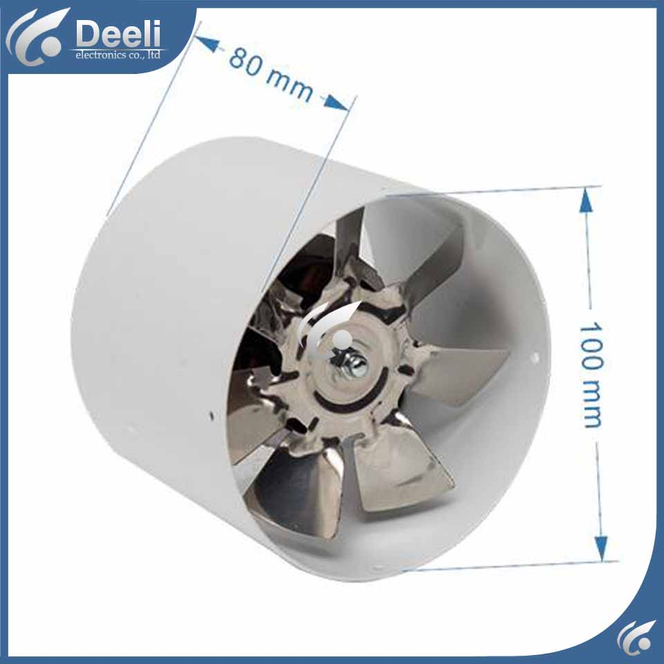 good working new for 4 inch 100 mm Exhaust fan Duct blower powerful mute axial flow fan ventilator Exhaustfan good working new for small duct blower 6 inch bathroom exhaust fan 150mm cooling exhaust blower for home grow tent room