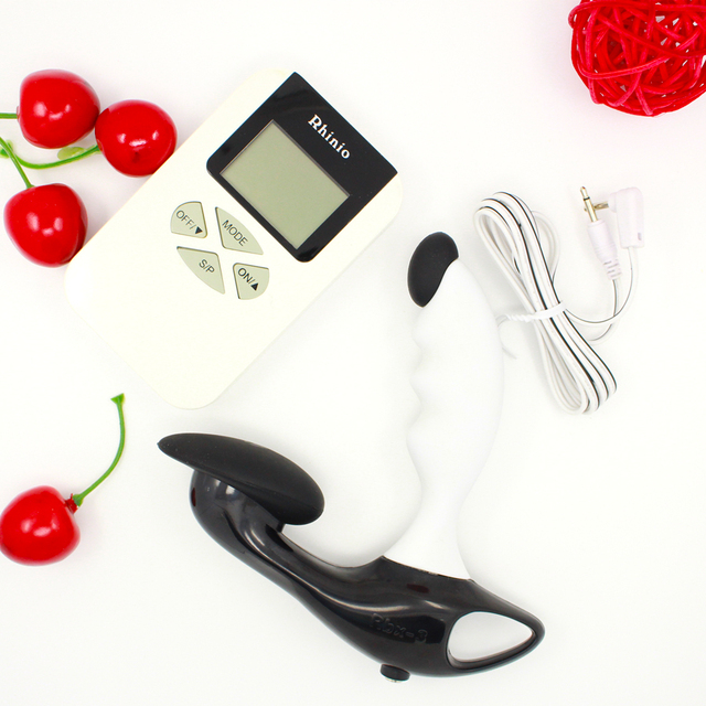 Original authentic Prostate Massager for Men, Anal Butt Plugs,Pulse Type Magnetic Therapy , Anal Vibrator Sex Toys adult product