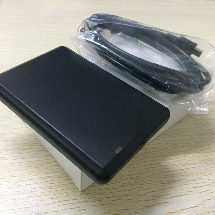цены на UHF Desktop RFID card Reader Support ISO18000 tag card for Access Control