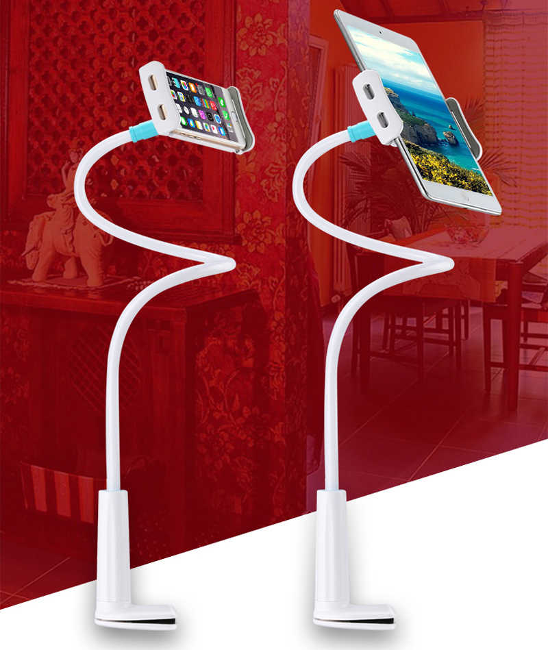 tablet stands holder for Ipad pro 11 for Ipad pro 2018 Lazy Mobile Phone Support Bed Universal Lazy long arm desk holder
