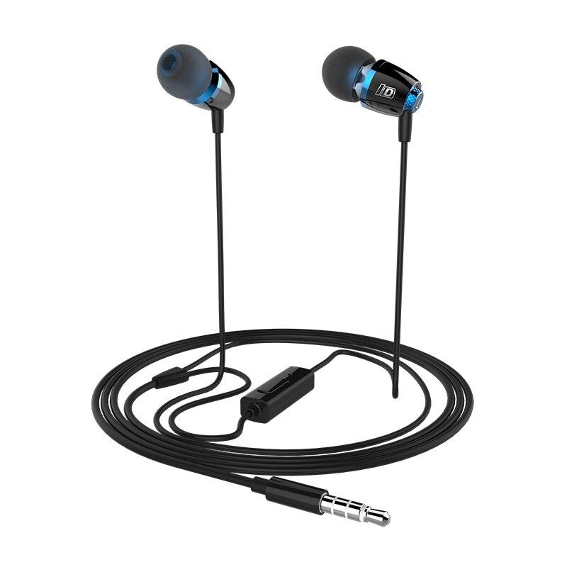 3,55 mm In-Ear-Kopfhörer mit MICRO Metal Super Bass Noise - Tragbares Audio und Video - Foto 6