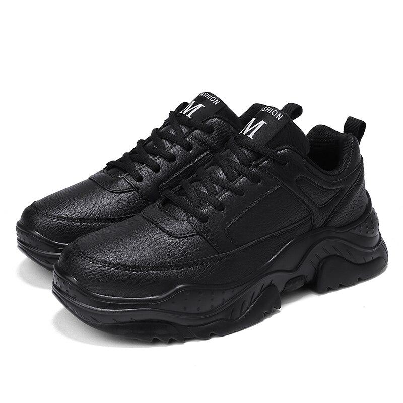F5 Hombres De Los Hombre Zapatos Negro Casuales Color 2018 Nuevos Sólido blanco Fz4qA