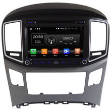 IPS Screen 4GB+32GB 2 din 8″ Octa Core Android 8.0 Car Radio DVD Player for Hyundai H1 2016 2017 GPS WIFI Bluetooth TV USB DVR