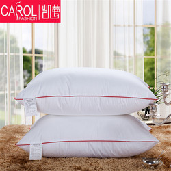 height 15.1-20cm size 48x74cm Antibacterial Breathable soft elasticity Polyester pillow