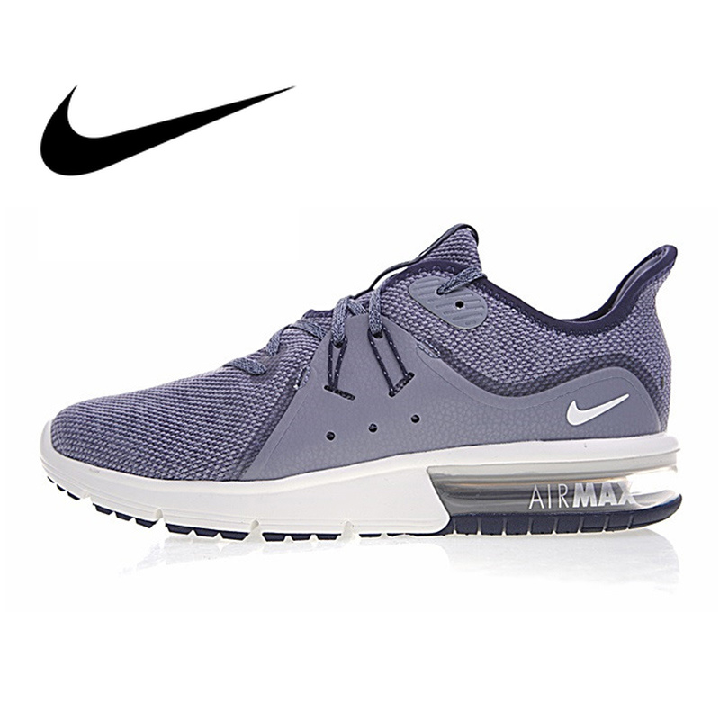 New Arrival NIKE AIR MAX SEQUENT Mens Running Shoes Comfortable Outdoor Sneakers Wear Resistant Athletic Designer FootwearNew Arrival NIKE AIR MAX SEQUENT Mens Running Shoes Comfortable Outdoor Sneakers Wear Resistant Athletic Designer Footwear