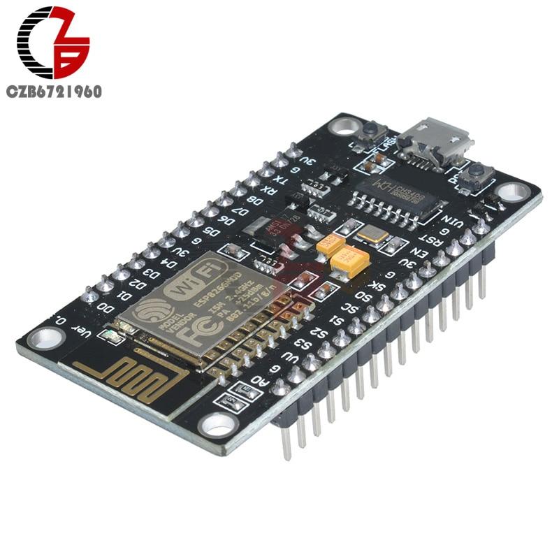 ESP8266 ESP-12E Wireless WIFI Development Board CH340 CH340G V3 Internet Of Things 4M Bytes Module For Arduino NodeMCU