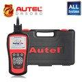 100% lector de código original de Autel Maxidiag MD802 Elite Sistema Completo + DS Modelo + EPB + OLS 4 EN 1 escáner (MD701 + MD702 + MD703 + MD704)