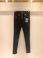 2019 new ladies fashion striped wide leg pants women loose trousers 0328