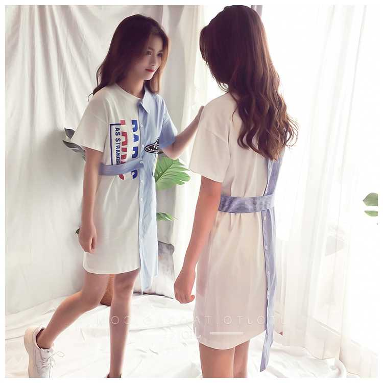 080d724d29cd ... dress children 2018 KIDS clothes 15 16 years old 160 170 cm teens  clothing