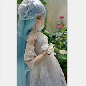 Image 5 - Bajkowy Minifee Mirwen 1/4 Model BJD SD dziewczyny chłopcy oczy wysokiej jakości zabawki sklep żywica figurki FL luodoll