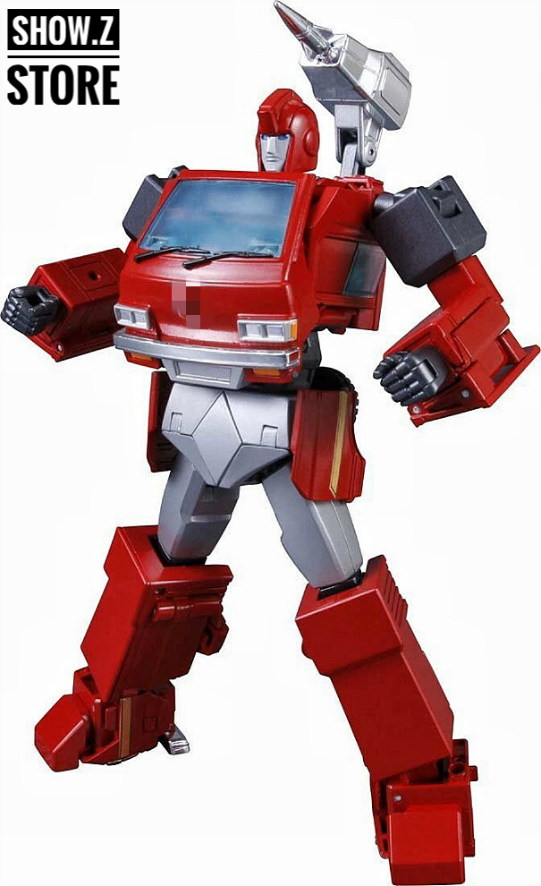 все цены на [Show.Z Store] 4th Party Masterpiece MP-27 Ironhide IRON HIDE MP27 Transformation Action Figure онлайн