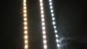 Image 4 - DIY LED U HOME High CRI RA 90+ LED Strip Light 2835SMD DC12V 5M 300leds Nonwaterproof Neutral White 4500K LED Lighting for Home