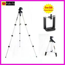 "40"" Protable Lightweight Aluminum Video Camera Tripod Stand for Digital Camera phone"