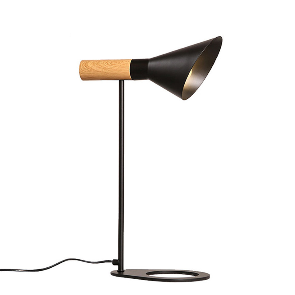 Replica AJ Table Lamp Arne Jacobsen Table Lamps For Living Room Louis Poulsen Desk Lamp Horn lamp For Bedroom, Study, Office shipping cost can be negotiated replica bauhaus lamp wilhelm wagenfeld table lamp bauhaus lamp