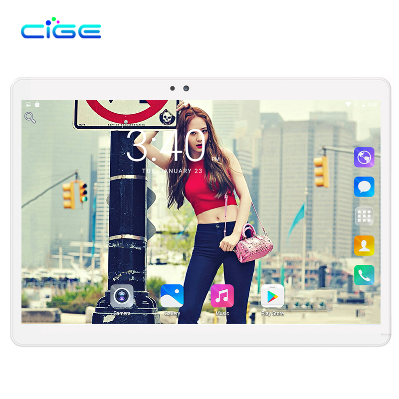 9.6 inch Tablet PC Octa Core Android 7.0 Dual Camera WiFi SIM FM GPS Bluetooth Phablet 4GB RAM 32GB 64GB ROM tablet 10 Tablet 2018 new 10 1inch tablet pc android 7 0 4 gb ram 32gb rom cortex a7 octa core camera 5 0mp wi fi ips telefoon tabletten pc