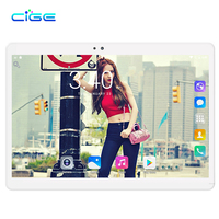 9.6 pouce Tablet PC Octa base Android 7.0 Double Caméra WiFi SIM FM GPS Bluetooth Phablet 4 GB RAM 32 GB 64 GB ROM tablet 10 Tablet