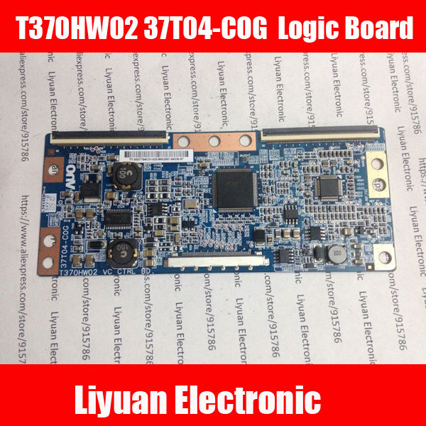 "Lcd Board T370HW02 Vc Ctrl Bd 37T04 COG T Con Logic Board 37T04 C0G 32 ""/37""/ 40 ""/46"""
