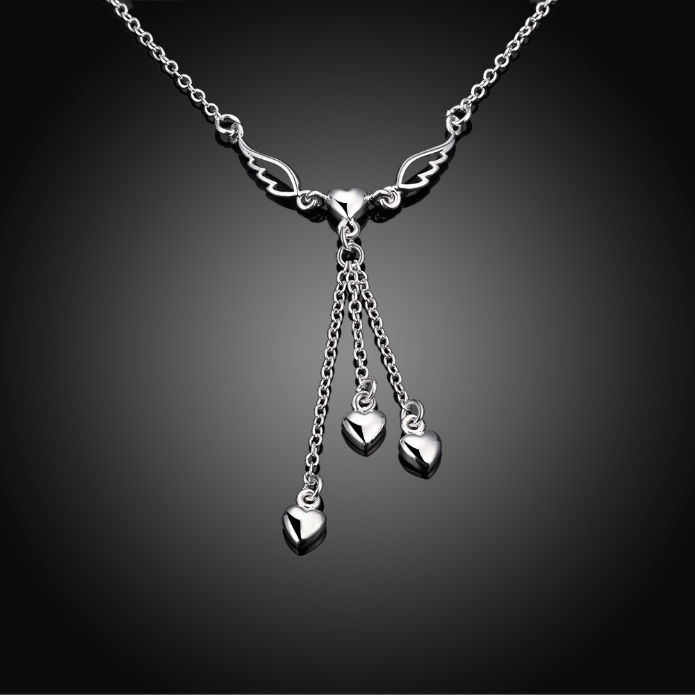 delicate 2016 newest style necklace lovely crystal elegant ...