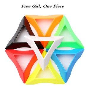 Image 5 - Moyu aosu gts2 m 4x4x4 Cube GTS V2 4x4 Magnetic Magic Puzzle Professional Aosu GTS 2 M Speed Cubo Magico giocattoli educativi per bambini