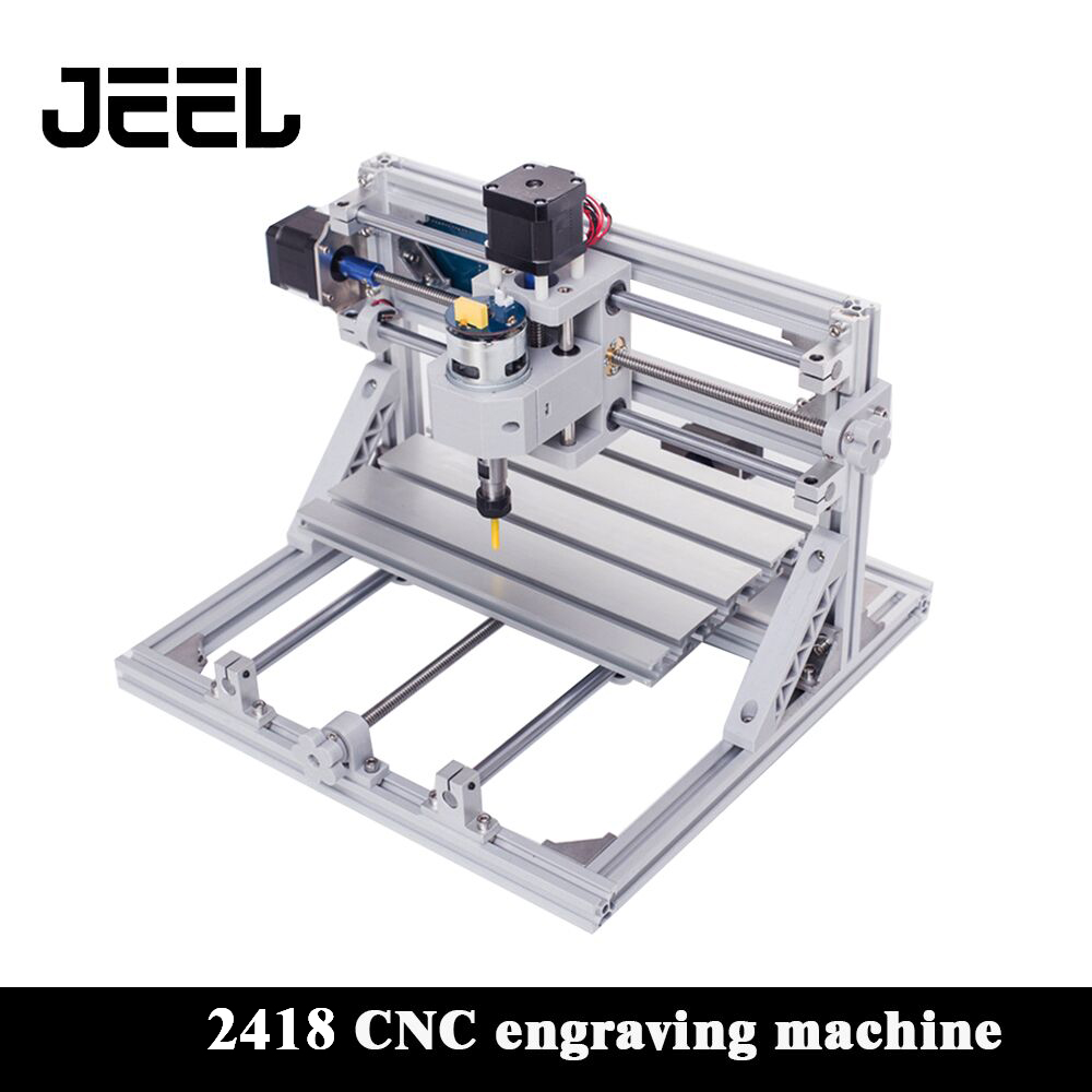 0.5W-15W <font><b>CNC</b></font> <font><b>2418</b></font> Engraving Machine 3 Pindle GRBL Laser Engraving Machine Wood Cutter /Router CNC2419 Can Work Offline Machine image