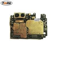 Ymitn Entsperrt Elektronische Panel Board Für Xiaomi 6 Mi 6 Mi6 M6 Mainboard Motherboard Mit Chips Schaltungen Globale ROM 6 + 128GB