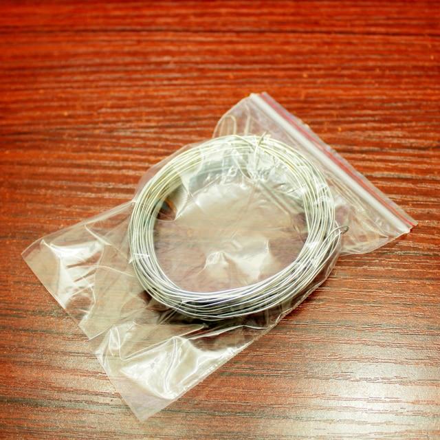 10m/lot Rosin solder wire low temperature tin wire soldering iron welding wire diameter 0.8mm special for welding 2