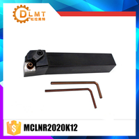 High Quality MCLNR2020K12 95 Degree External Turning Lathe Bar Tool Holder For CNMG120408 CNMG120408 Used On