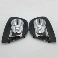For Great Wall Haval M4 Front Fog Box Fog Lights Bright Circle M4 Fog Box Cover