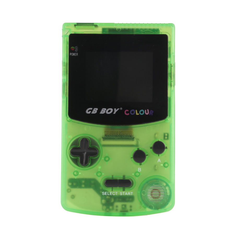 GB Boy Colour Color Handheld Game Player 2.7 Portable Classic Game Console Consoles With Backlit 66 Built-in Games
