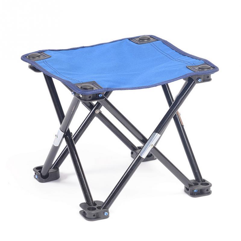 Cadeira Dobrável Fezes de Pesca Ultralight 26x26x24 cm #1123