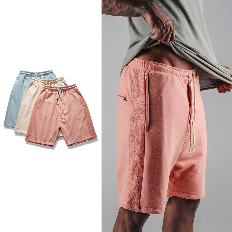 2017 Mens Military Cargo Shorts New Army Camouflage Shorts Men Cotton Casual Short Pants hip hop dance clothes stage clothing