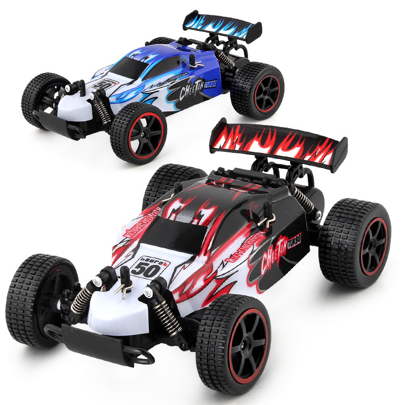 Original Box 30km/H 1:18 Remote Control High Speed Racing Boy Car 4wd Toys Hobbies Climbing RC Electric Car Off Road Truck