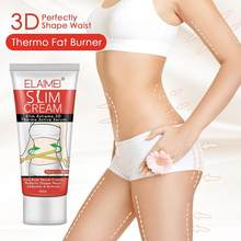 85g Magic Sliming Cream Professional Weight Loss Navel Arm Leg Fat Burnning Beer Belly Remover Create Charming Body Curve(China)