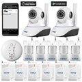 Kerui P2P 720 P Ip-камера Wi-Fi Беспроводной Мини Камеры ВИДЕОНАБЛЮДЕНИЯ Baby Monitor Безопасности Поддержка 32 Г TF Карты Сигнализации система Камеры