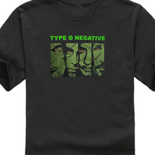 цены на Designer Shirts O-Neck Brand New Type O Negative Doom Metal Band Black Men'S Men Short Sleeve Short Shirts Homme Novelty T-Shirt  в интернет-магазинах