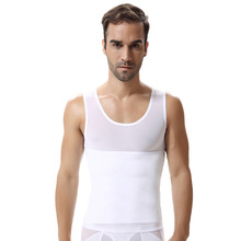 Mens Body Sculpting Vest Wholesale Outlet Regulation Tight Shaping Underwear Bust Fitness Corset