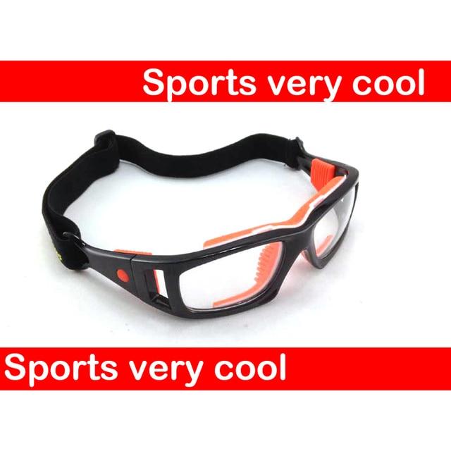 858208588 Stgrt وصفة طبية نظارات رياضية الإطار ل حماية كرة السلة نظارات الرياضة  والعتاد انفصال يمكن وضع
