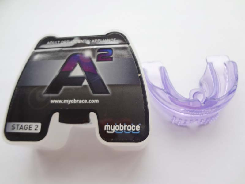 Permanent Dentition Adult Use Dental Orthodontic Teeth Trainer/MRC Trainer Appliance A2 myobrace orthodontic brace a2 for adult a2 teeth trainer mrc orthodontic trainer appliance a2 for malocclusion