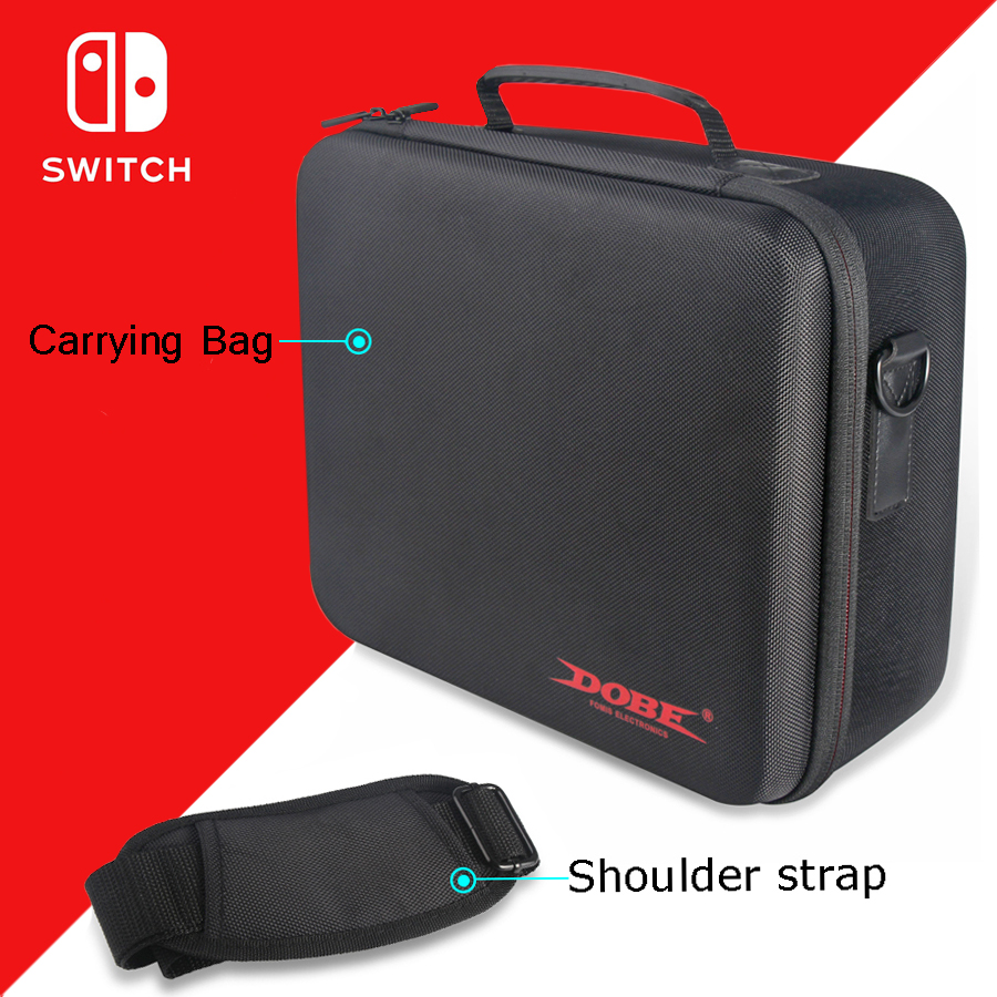 Nintend Switch NS Console  Accessories Storage Travel Carrying Bag Nintendos Protective Case Cove for Nintendo Switch   1