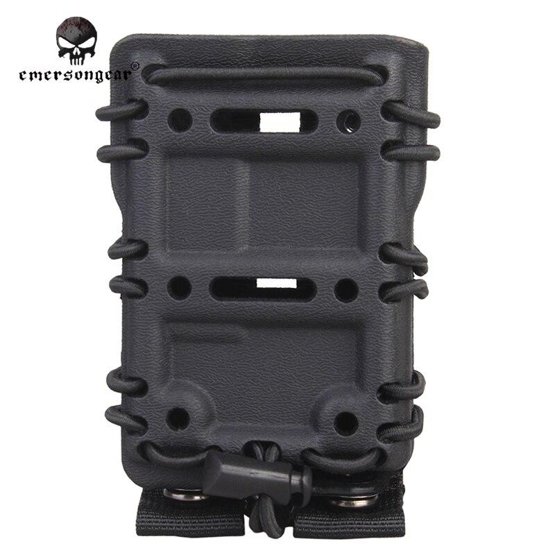 Emersongear 5.56mm Tactical Emerson Fastmag Pistola Revista Bolsa Mag Pouch Caza