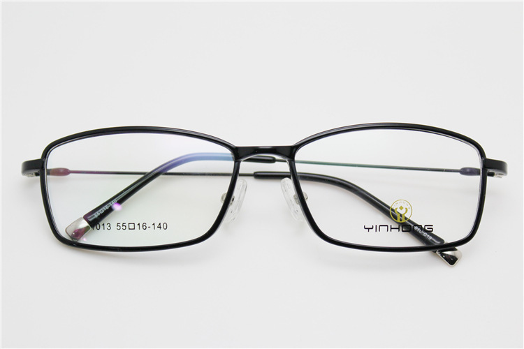 bb39024f41 Exceed Light Tungsten Titanium Plastic Steel Spectacle Frame Ma am Archives  Will Frame Myopia Frame Tide Man Glasses Optician-in Eyewear Frames from  Women s ...
