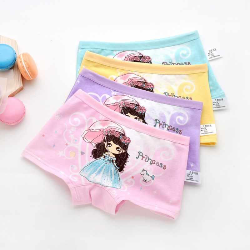 f8b50de6546 New Cotton Children Panties Girls' Boxer Female Child Underwear baby girl  panty Children Clothing 1Pcs