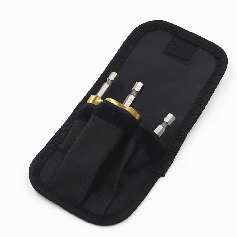 Imballaggio del sacchetto di nylon 3pz HSS Punta a punta conica con - Punta da trapano - Fotografia 2