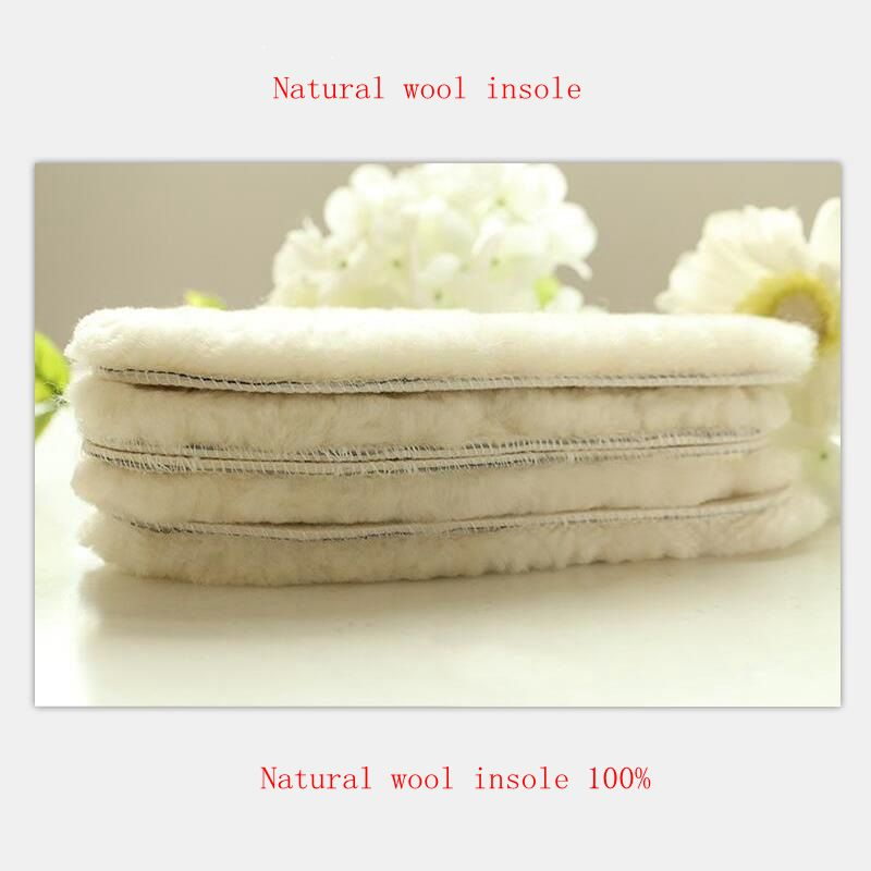 2018 winter Sheep's wool insoles fur a breathable warm ugg boots with thick insoles wool insoles manufacturer package mail shanghai chun shu chunz chun leveled kp1000a 1600v convex plate scr thyristors package mail