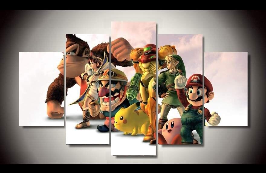 Nintendo Wall Art online get cheap nintendo art -aliexpress | alibaba group