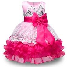 Bébé Fille Princesse Robe 3-8 Ans Enfants Sans Manches Automne Robes pour Bébé Fille Enfants Paillettes Robe De Mode pour filles