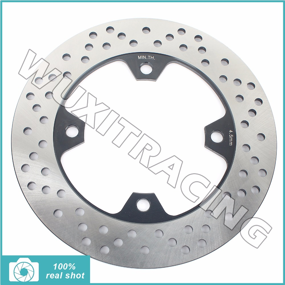 New Rear Brake Disc Rotor for KAWASAKI ZX9 ZX10 R Ninja / ABS 98 99 01 02 03 04 05 06 07 08 09 10 11 12 13 14 15 Z1000 2003-2006 1pc new 99 9