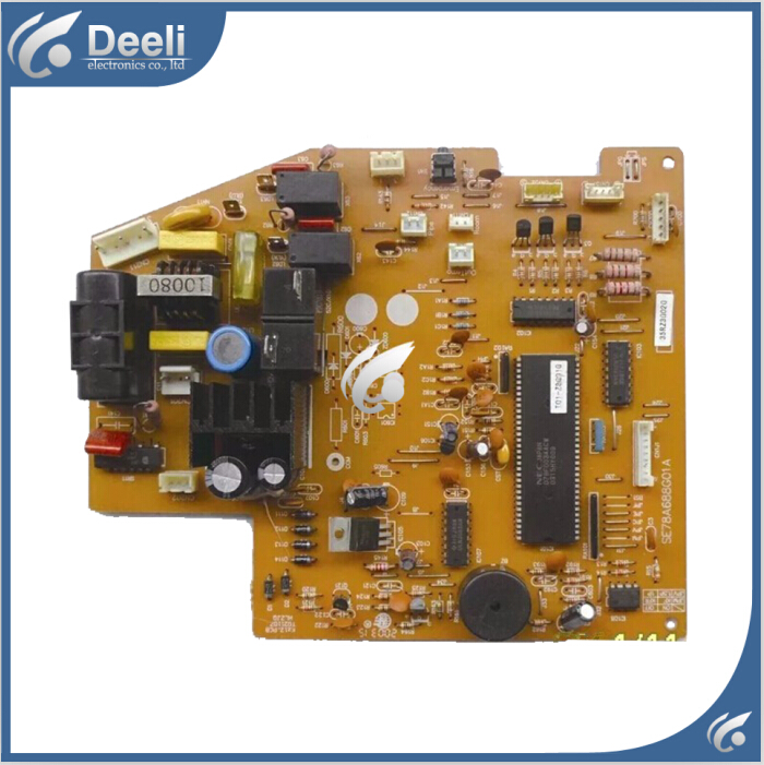 95% new good working for air conditioning Computer board SE78A688G01A control board