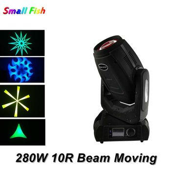 280W 10R Lyre Beam Spot Wash 3in1 Moving Head Light Beam 280 Beam 10R Stage Light DMX Disco Light Beam Projector Stage Lighting