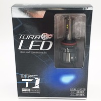 T1 Car Headlight H9 70W 7000lm Auto Bulb Headlamp 6000K Light